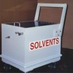 Custom Plastic Chemical Cart